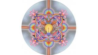 Covor rotund 150 cm, Matchbulb - Moooi Carpets