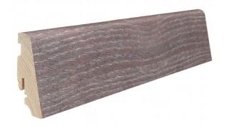 Plinta Stejar Lava Brown
