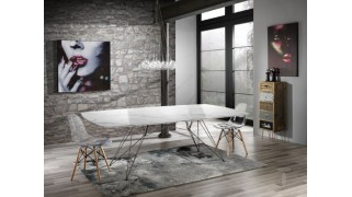 Masa dining mare SPILLO MARBLE