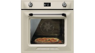 Cuptor multifunctional pizza SMEG SFP6925PPZE1