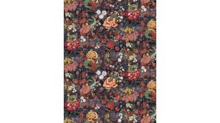 Covor 200x300 cm Rendezvous Tokyo Blue Indigo Rectangle- Moooi Carpets
