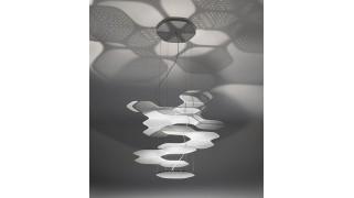 Corp de iluminat tip suspensie Cloud S Grey Artemide